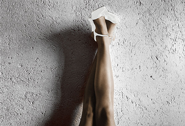 Image of Light Painting All American Legs (White)
