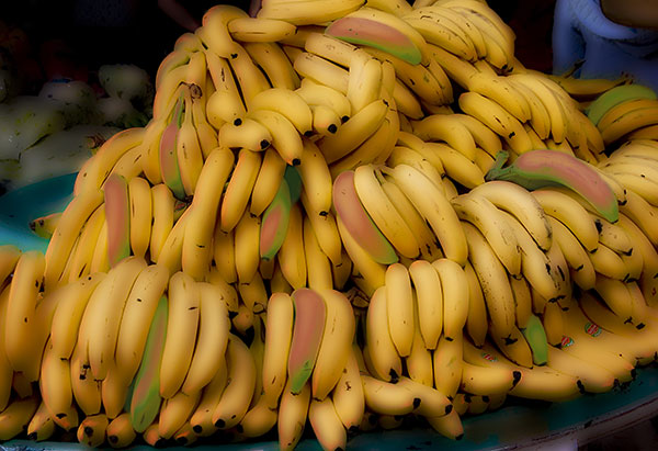Image of Light Painting Going Bananas