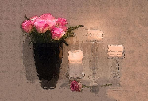 Image of Light Painting Par Mon Valentine